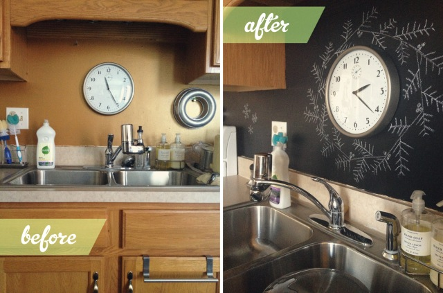 Sink - Before & After